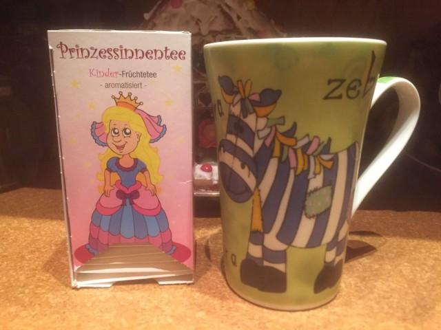 Prinzessinnen-Tee