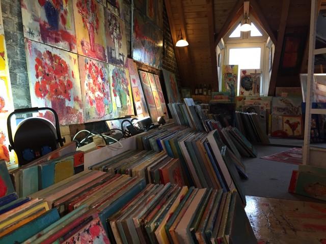 AKM Galerie. Foto: Saler